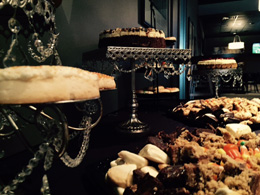 Hagemeister Park - Party Room - Dessert Display